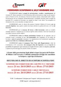 volantino SCIOPERO 26 27_000001